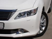 Реснички на фары для Toyota Camry V50