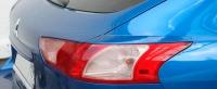 Реснички на задние фонари для Mitsubishi Lancer X (Sportback)