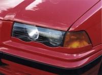 Реснички на фары (нижние) для BMW 3 (E36)