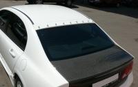 Козырек на заднее стекло Honda Civic 4D (9 зубьев)