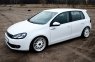 Спойлер Votex для Volkswagen Golf 6