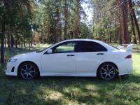 Пороги Mugen для Honda Accord 7 (Дорестайлинг)