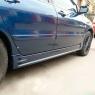 Пороги EGR для Mitsubishi Lancer IX