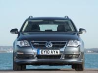 Накладка на передний бампер R-Line для Volkswagen Passat B6